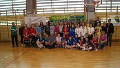Ogólnopolski Halowy Turniej Piłki Nożnej Dziewcząt Szkół Specjalnych